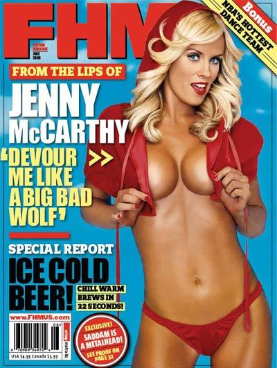 FHM Magazine - June 2006