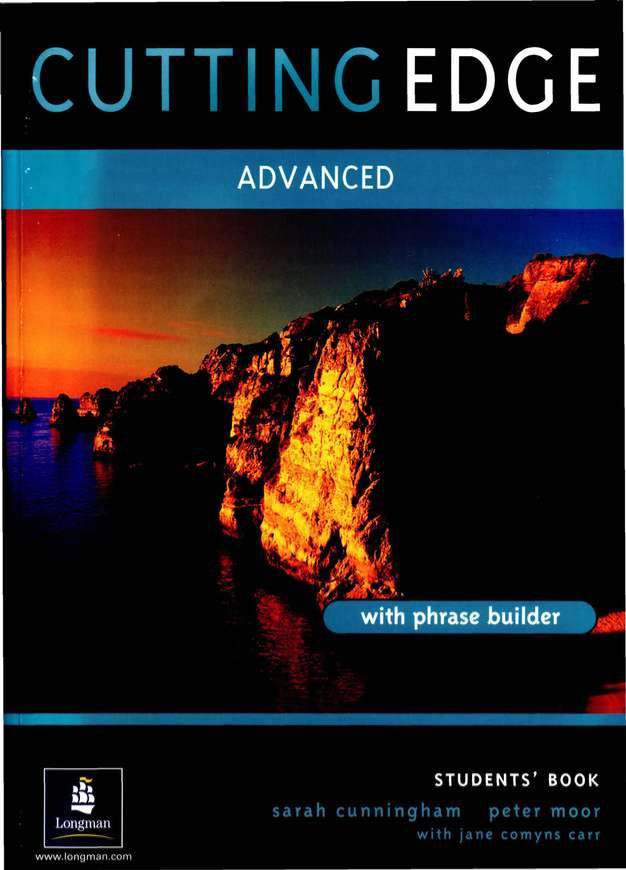 Cutting Edge, Advanced, Students' Book (Repost)