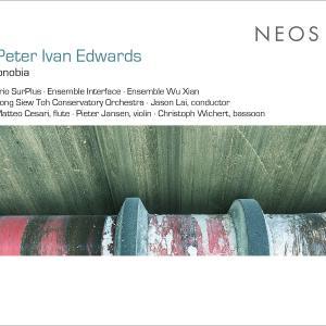 Various Artists - Peter Ivan Edwards: ionobia (2019)