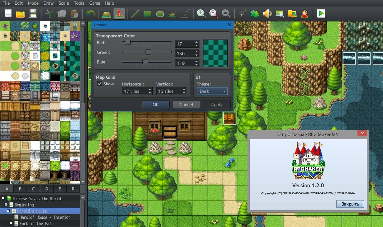 RPG Maker MV 1 2 0 / AvaxHome