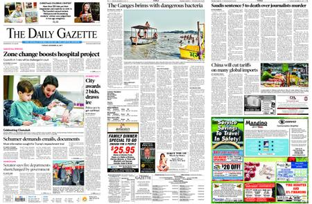 The Daily Gazette – December 24, 2019