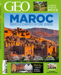Geo France - Mars 2020