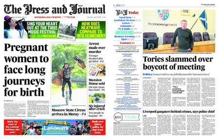 The Press and Journal Moray – July 05, 2018