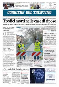 Corriere del Trentino – 22 marzo 2020