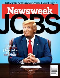 Newsweek USA - October 19, 2018