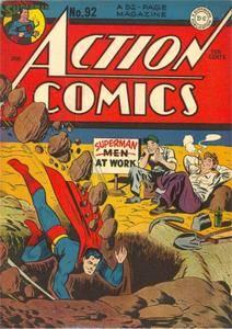 15 Action Comics 092 1946 c2c par2 3088 MB www usenet space cowboys online