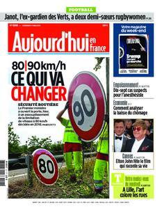 Aujourd'hui en France – 17 mai 2019