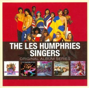 The Les Humphries Singers - Original Album Series (2011) [5CD Box Set]