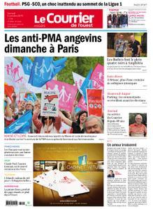 Le Courrier de l'Ouest Angers – 05 octobre 2019