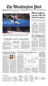 The Washington Post - July 30, 2021