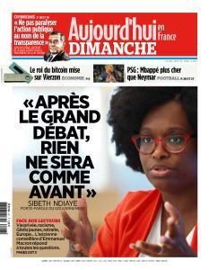 Aujourd'hui en France du Dimanche 7 Avril 2019