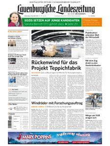 Lauenburgische Landeszeitung - 02. November 2017