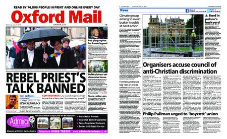 Oxford Mail – June 12, 2019