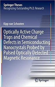 Optically Active Charge Traps and Chemical Defects in Semiconducting Nanocrystals Probed by Pulsed Optically Detected Ma