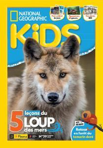 National Geographic Kids France - Octobre 2020