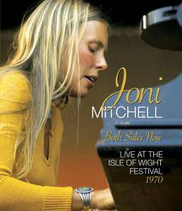 Joni Mitchell - Both Sides Now - Live At The Isle Of Wight Festival 1970 (2018) [BDRip, 1080p]
