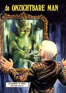 Beroemde Verhalen In Beeld - 19 - De Onzichtbare Man