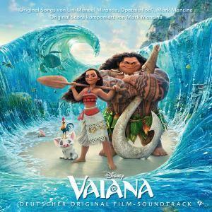 Mark Mancina & VA - Moana / Vaiana [German Version] (Original Motion Picture Soundtrack) (2016)
