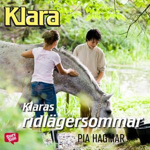 «Klaras ridlägersommar» by Pia Hagmar