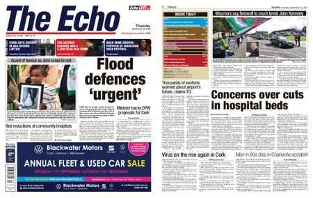 Evening Echo – September 24, 2020