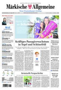 Neue Oranienburger Zeitung - 03. August 2019