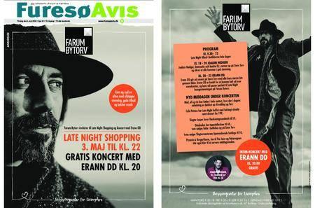 Furesø Avis – 01. maj 2018