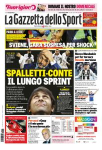 La Gazzetta dello Sport Sicilia – 02 febbraio 2019