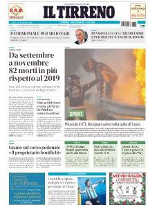 Il Tirreno Livorno - 30 Novembre 2020