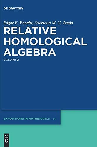Relative homological algebra Volume 2 / AvaxHome