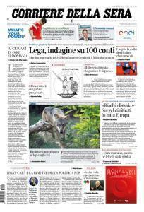 Corriere della Sera - 8 Luglio 2018
