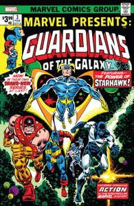Guardians of the Galaxy - Marvel Presents - Facsimile Edition 003 (2019)