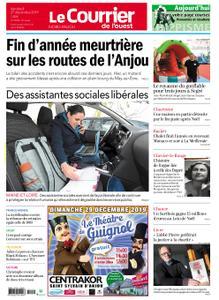 Le Courrier de l'Ouest Nord Anjou – 27 décembre 2019