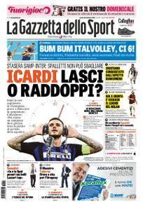La Gazzetta dello Sport Sicilia – 22 settembre 2018