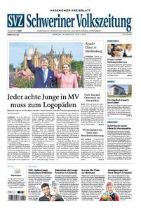 Schweriner Volkszeitung Hagenower Kreisblatt - 20. Mai 2019