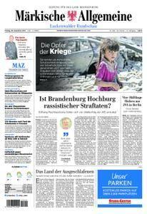 Märkische Allgemeine Luckenwalder Rundschau - 29. Dezember 2017