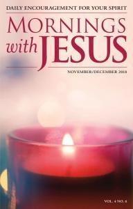 Mornings with Jesus – November 2018