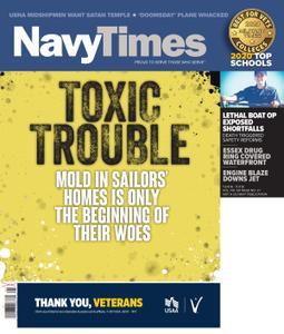 Navy Times – 28 October 2019