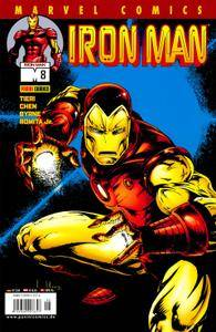 Iron Man Vol 2 08 Panini 11 04 2002