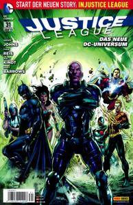 Justice League 31 Panini 2015 Drg