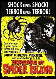 Ein Toter hing im Netz / Horrors of Spider Island (1960) [Uncut]