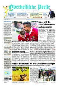 Oberhessische Presse Marburg/Ostkreis - 28. August 2017