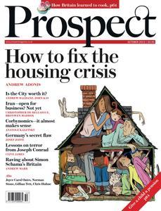 Prospect Magazine - October 2015