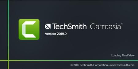 TechSmith Camtasia 2019.0.6 Build 5004 (x64)