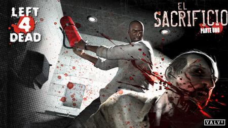 Left 4 Dead - The Sacrifice #1-4 de 4