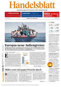 Handelsblatt - 29. August 2017