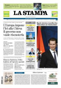 La Stampa Torino Provincia e Canavese - 7 Novembre 2018