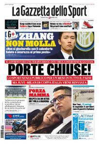 La Gazzetta dello Sport Bergamo – 04 marzo 2020