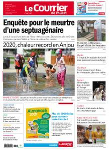 Le Courrier de l'Ouest Cholet – 06 janvier 2021