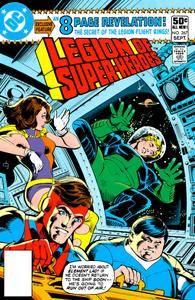Legion of Super-Heroes 267 digital LP