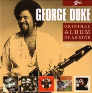 George Duke - Original Album Classics [5CDs] (2010) {Sony}